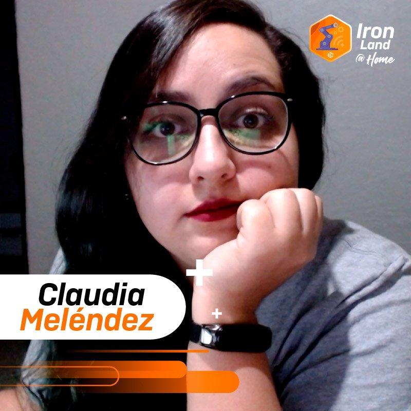 Claudia Meléndez